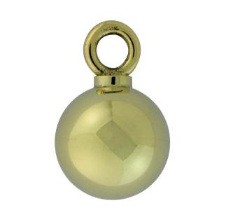 Assieraad gouden bolletje