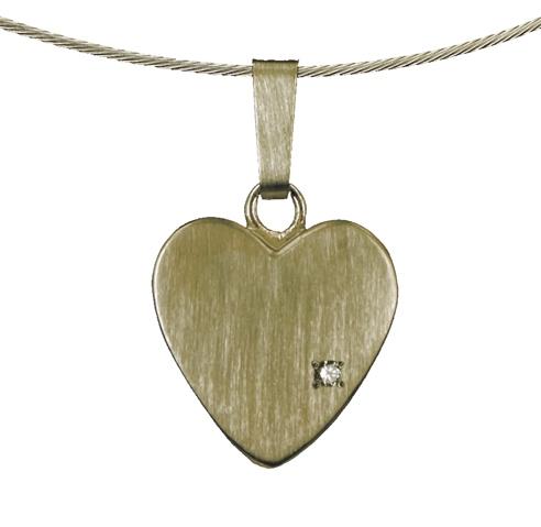 assieraad hart met steentje