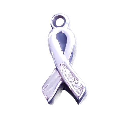 Ashanger ribbon RVS