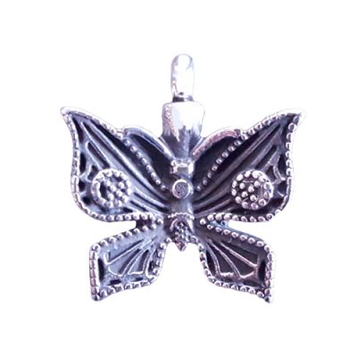 ashanger vlindertje
