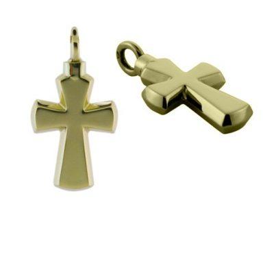 ashanger gouden kruisje