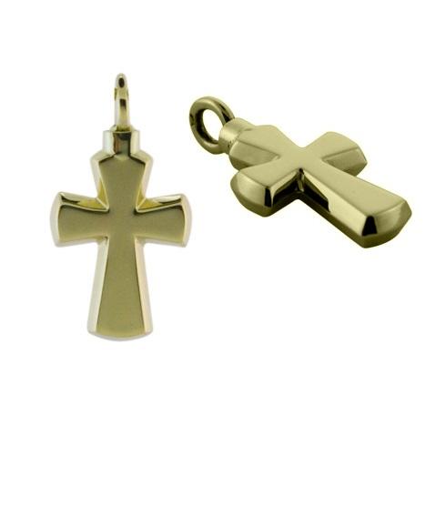 ashanger gouden kruisje te koop