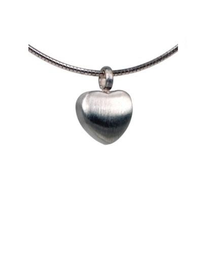 gedenksieraad zilveren hart te koop
