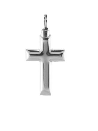 assieraad kruis zilver