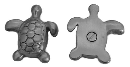 ashanger schildpad gedenksieraad
