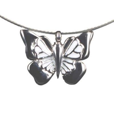 vlinder gedenksieraad