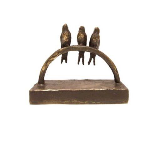 mini urn vogeltjes beeld kopen