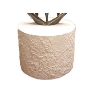witte sokkel mini urn