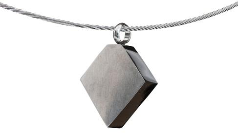 ashanger ruit assieraad zilver