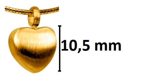 ashanger gouden hart te koop