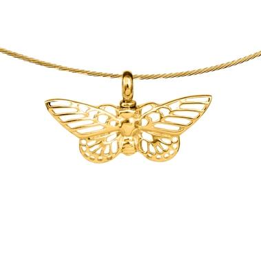 assieraad gouden vlinder