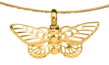 assieraad vlinder goud te koop