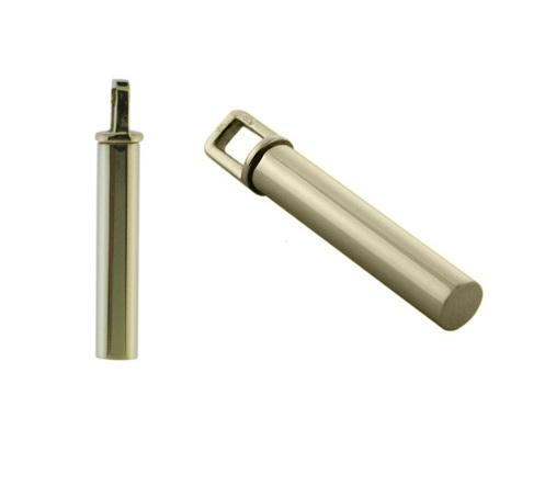 gouden assieraad buisje cilinder