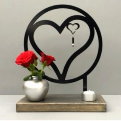 gedenkteken hart object te koop