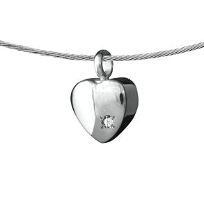 assieraad zilveren hartje kopen