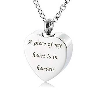 assieraad a piece of my heart gedenkhanger