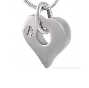gedenksieraad open hart rvs edelstaal kopen