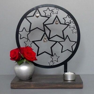 gedenkteken sterren te koop herdenkbeeldje thuis