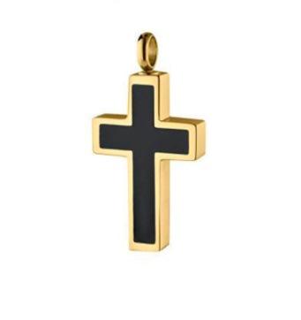 ashanger goudkleurig kruis te koop