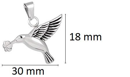 ashanger kolibri gedenksieraad kopen vogel