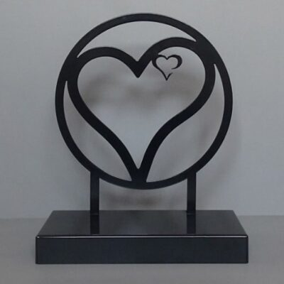 urn beeld hart te koop