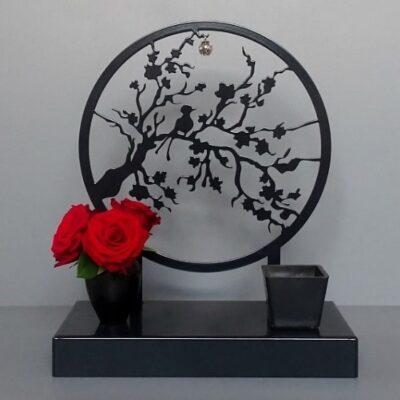urn beeldje boom te koop asbeeld