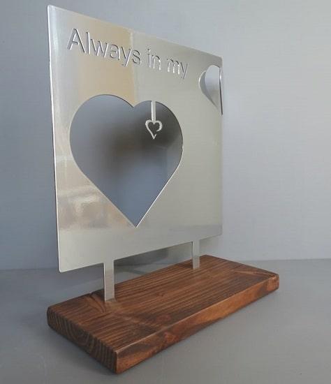asbeeld nikkel always in my heart kopen urn