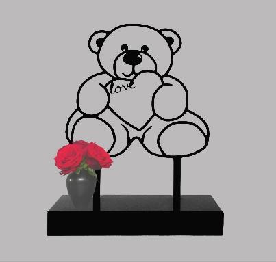 asbeeld teddybeer kopen kinderen troostgeschenk