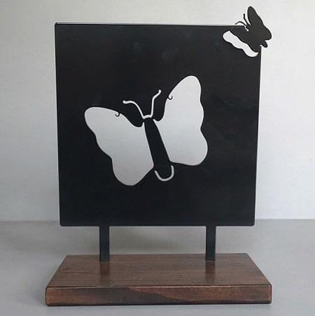 gedenkbeeld vlinder kopen asbeeldje urn