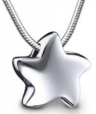 gedenksieraad ster kopen zilver ashanger