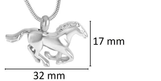 ashanger paard gedenksieraad te koop